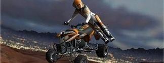Test PSP ATV Offroad