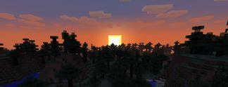 Specials: Minecraft: So spielt sich das Adventure-Update