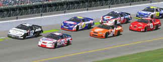 Test PC Nascar Racing Season 2003