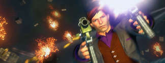 Vorschauen: Saints Row - The Third: Blutige Action, aberwitzige Gangster