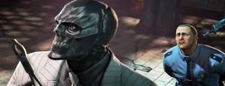 Batman - Arkham Origins: Erweiterung setzt Geschichte fort, Hinweis auf Mr. Freeze
