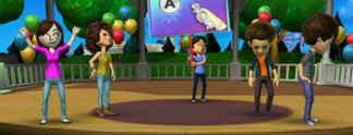 Test Wii Disney Channel: Zuschauen war gestern, jetzt ruft die Party