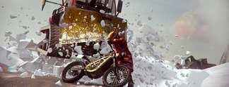 Vorschauen: Motorstorm – Arctic Edge: Heiße Rennen auf eisigen Pisten