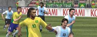 Tests: Pro Evolution Soccer 5