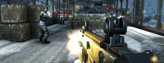 Tests: Modern Combat 3: Modern Warfare für iPhone