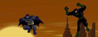 Batman - The Brave and the Bold: Prügelspaß zu zweit?