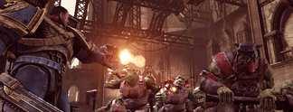 Vorschauen: Warhammer 40.000 Space Marine - Jetzt mit Kettensäge