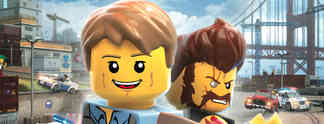 Tests: Lego City Undercover: Auch ein Profibulle war mal jung