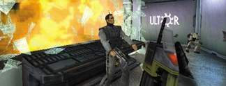 Tests: Red Faction