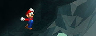 Tests: New Super Mario Bros: Oops, he did it again