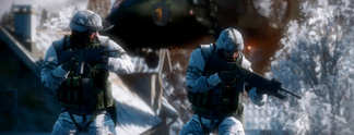Vorschauen: Bad Company 2: Plattformübergreifende Zerstörungswut