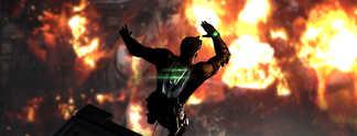 Vorschauen: Splinter Cell: Der Sam, der lässt das Schleichen nicht
