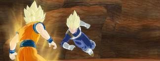 Tests: Dragon Ball - Raging Blast: Dem Ball geht die Puste aus