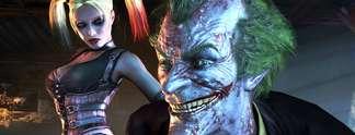 Vorschauen: Batman - Arkham City: Packender als jeder Comic