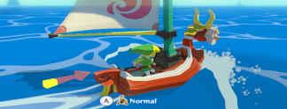 The Legend of Zelda - The Wind Waker: Neues Video zeigt Inseln und Gegner