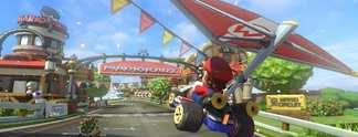 Tests: Mario Kart 8: Rauchende Reifen im Zeichen des Möbiusbandes