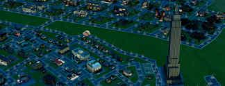 Vorschauen: Sim City: Jetzt geht's auch rund, Infos vom Probespiel