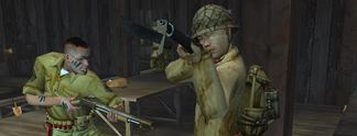 Test PS2 Medal of Honor - Rising Sun