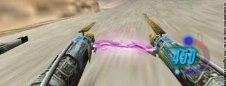 Tests: Star Wars Episode 1 Racer