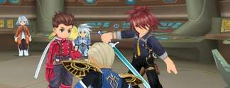 Tests: Tales of Symphonia - Chronicles: Zweimal HD-Behandlung, bitte