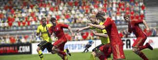 Vorschauen: Fifa 14: Ein Paukenschlag sieht anders aus