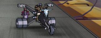 Preview Wii Yu-Gi-Oh! 5D's: Monster und Motorräder