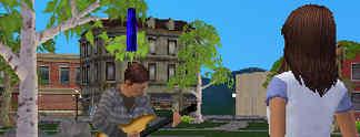 Tests: Die Sims 3: Die Sims erobern die dritte Dimension - fast