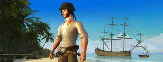 Test PC Pirates of the Burning Sea
