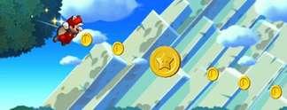 Vorschauen: New Super Mario Bros. U: Fünf Freunde im Pilzkönigreich