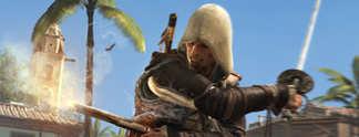 Vorschauen: Assassin's Creed 4 - Black Flag: Aye, Aye Kapitän