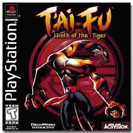 T'ai Fu - Wrath of the Tiger
