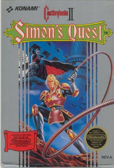 Castlevania 2 - Simon's Quest