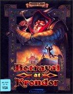 Betrayal at Krondor