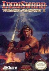 Iron Sword - Wizards Warriors 2
