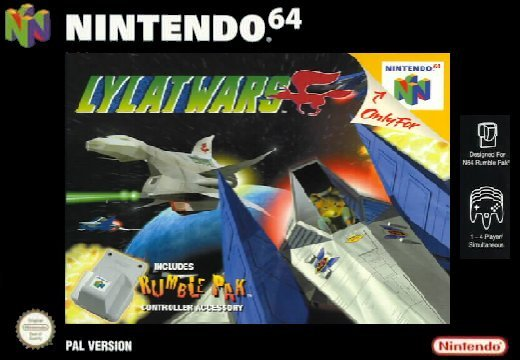 Lylat Wars