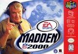 Madden NFL 2000 (US)
