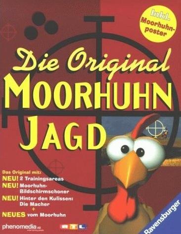 Moorhuhn-Jagd