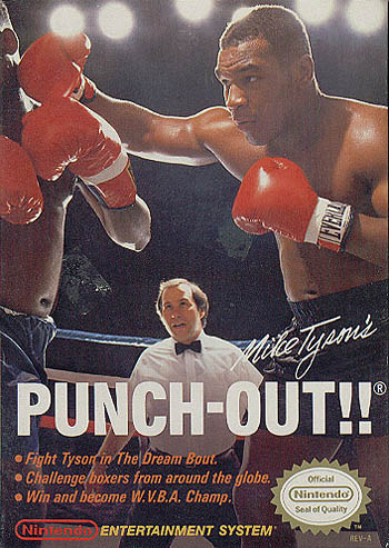 Mike Thyson's Punch Out