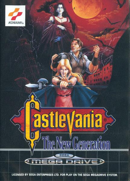 Castlevania - The New Generation