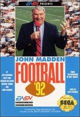 John Madden '92