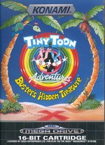 Tiny Toon Adventures Buster's Hidden Treasure