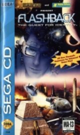Flashback (Mega CD)