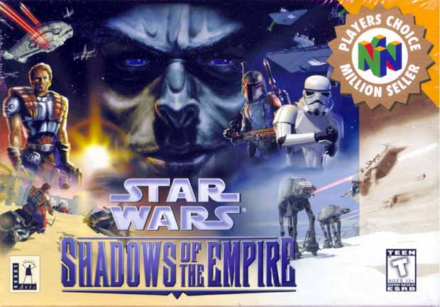 Star Wars - Shadow of the Empire