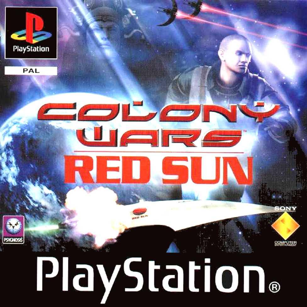 Colony Wars - Red Sun