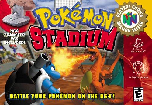 Pokémon Stadium