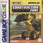 Caterpillar Construction Zone