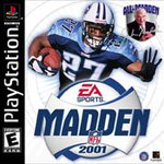 Madden NFL 2001
