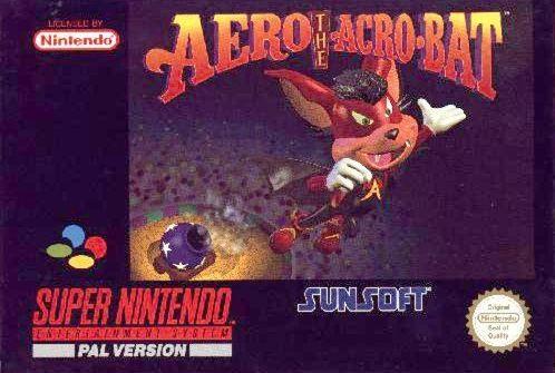 Aero the Acrobat