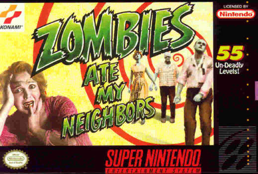 Zombies Ate My Neighbours