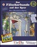 TKKG 6 - Der Fälscherbande auf der Spur
